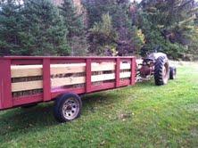 PeeMan's Hay Wagon