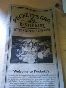 pucketts